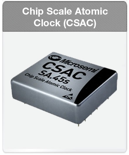 Chip-Scale Atomic Clock