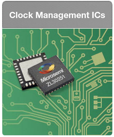 Microsemi | Clock Management ICs