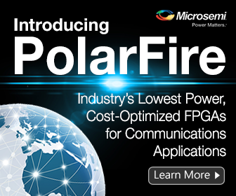 Lowest power, cost-optimized, mid-range FPGA for communications applications | Microsemi