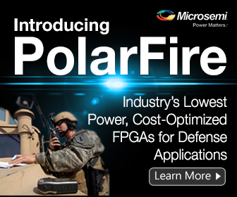 Low power, cost-optimized, mid-range FGPA for military & defense applications | Microsemi