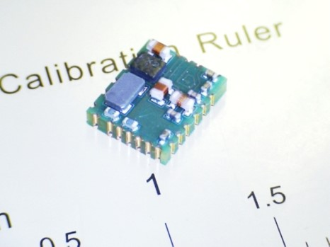 ZL70323 Embedded Die technology module based on ZL70103
