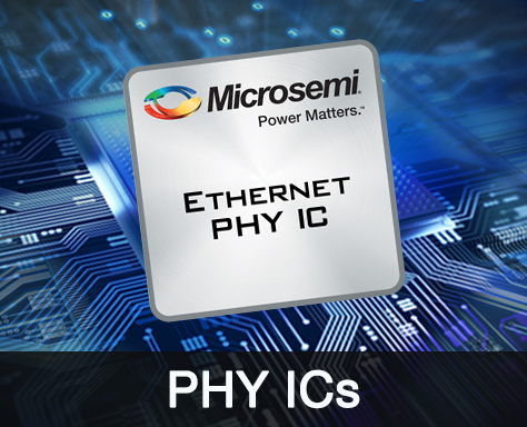 Ethernet PHY IC | Microsemi