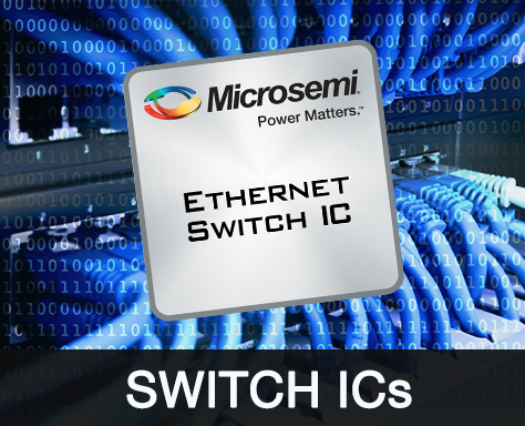 Ethernet Switch IC | Microsemi