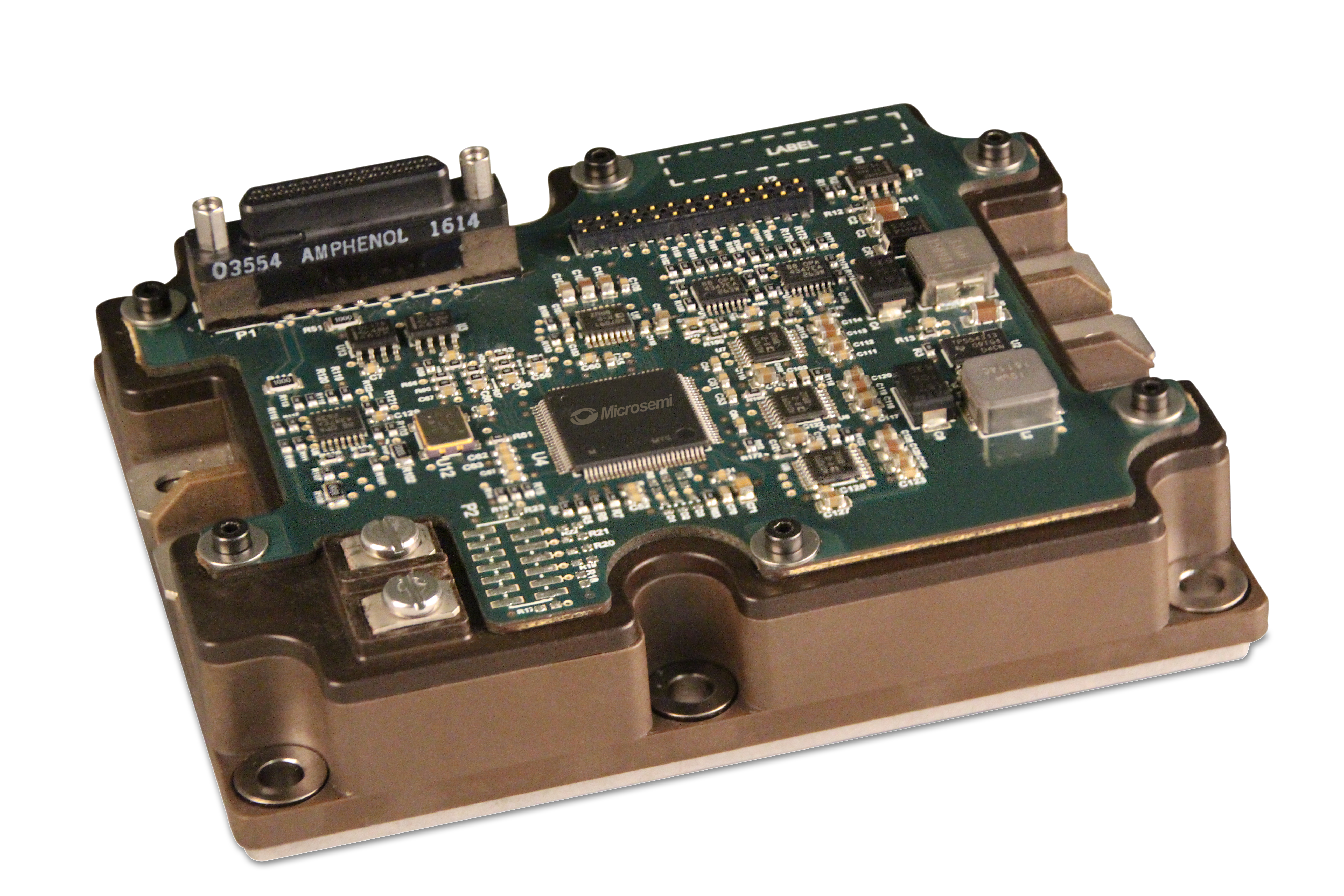Applications Commercial Aviation Microsemi It Comes To Sustainable Product Design If Has A Circuit Board The Flagship For Flight Control Actuation System Is Power Core Module Pcm Targeted Specifically At More