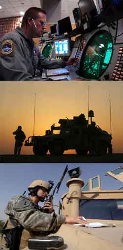 ICs, FPGA, Precision Timing & Frequency, High-Rel Discretes for Designing Military Communications | Microsemi