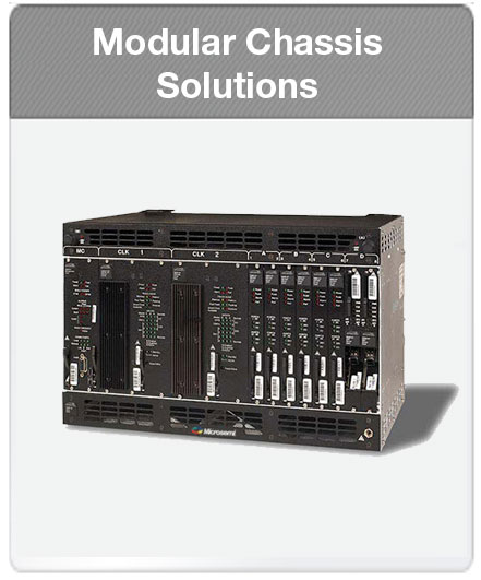 Microsemi | Modular Chassis Solutions