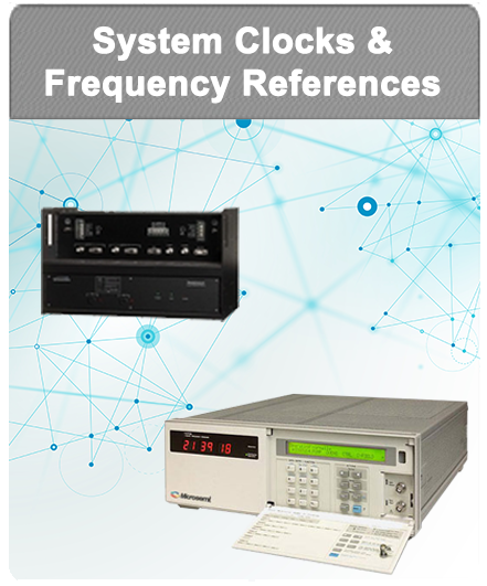System Clocks and Frequency References
