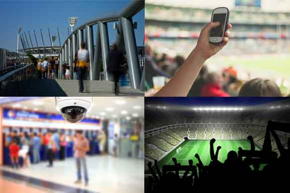 System Solutions for Stadium & Arena Network Infrastructure | Microsemi
