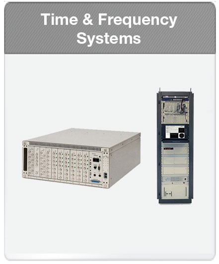 Microsemi | Time & Frequency Systems