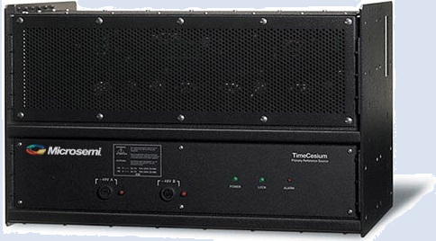 TimeCesium 4500 Primary Frequency Source