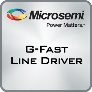 G.FAST Line Drivers