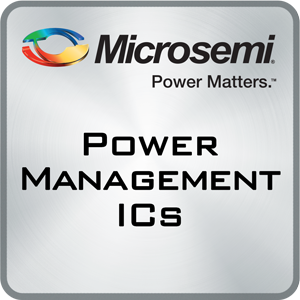 mixed signal ICs, analog ICs, switching regulators, Power Mangement | Microsemi