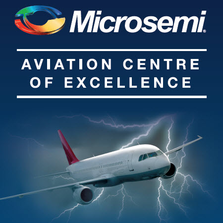 Aviation Center of Excellence | Microsemi