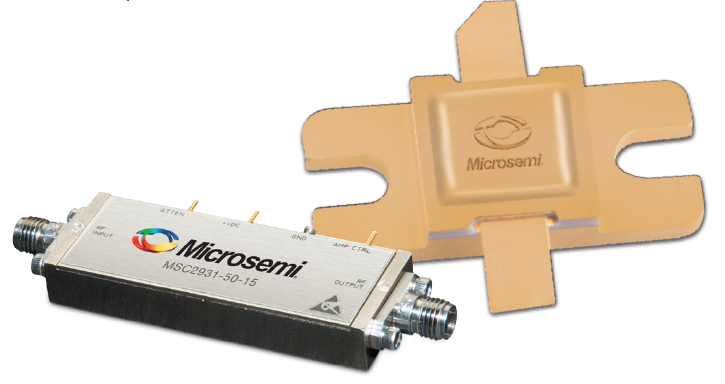 Discretes MMICs Microwave Modules and Subsystems | Microsemi