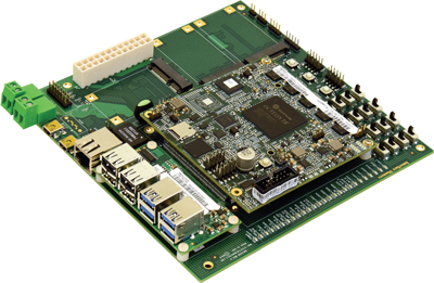 Com-EXPRESS Type 7 Module Ecosystem Reference Design | Microsemi