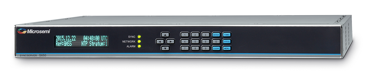 SyncServer S650 - GPS Referenced NTP Time Server with IRIG-B, 10 MHz