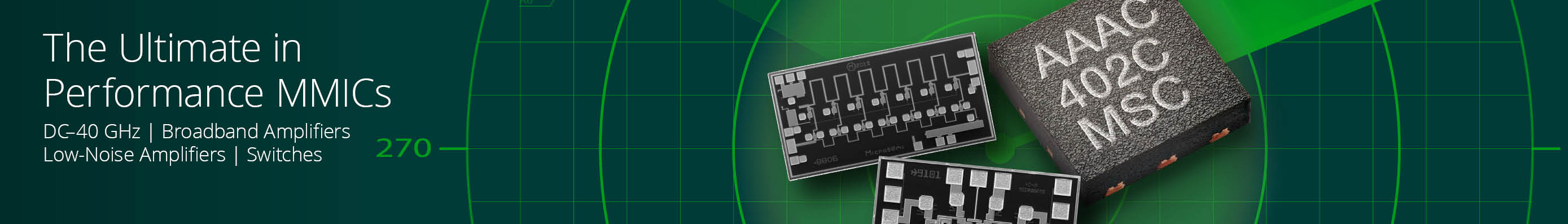 Connectorized MMIC Amplifier Modules | Microsemi