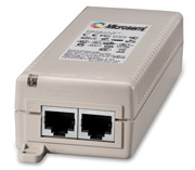 PD-3501G 1-port Gigabit IEEE802.3af Midspan Injector | Microsemi