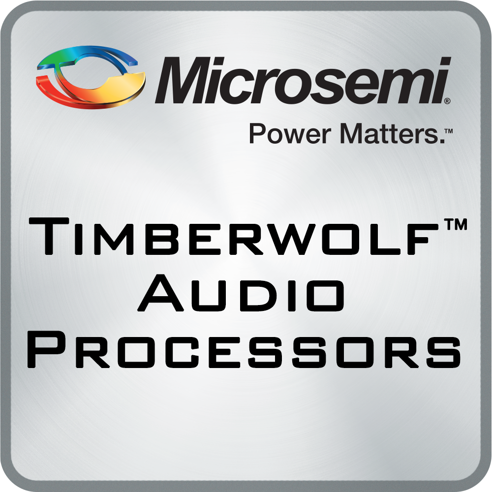 Timberwolf Audio Processors