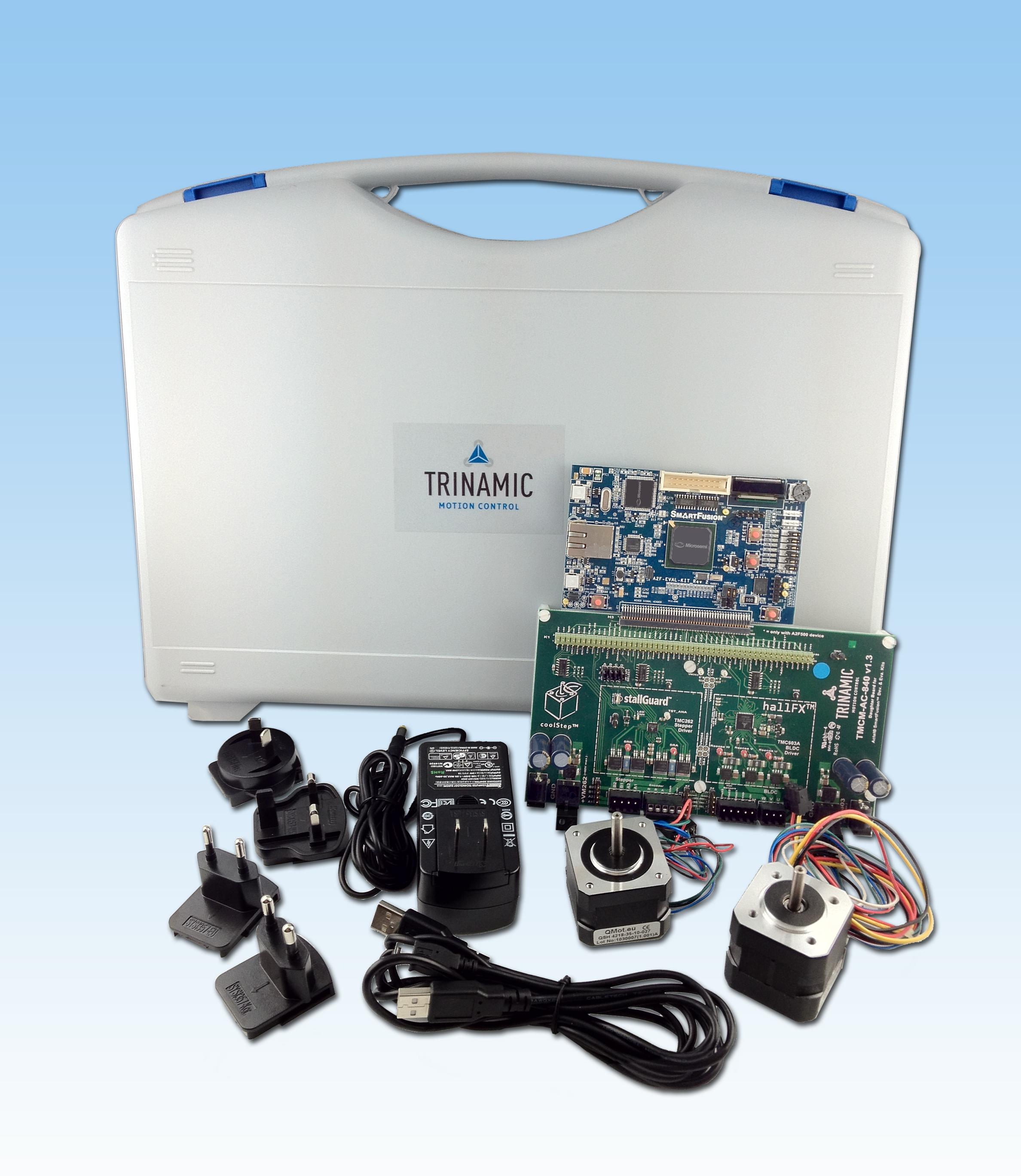 Smartfusion Dual Motor Control Kit Smartfusion Dev