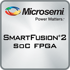 SmartFusion2 SoC FPGA - System on a chip