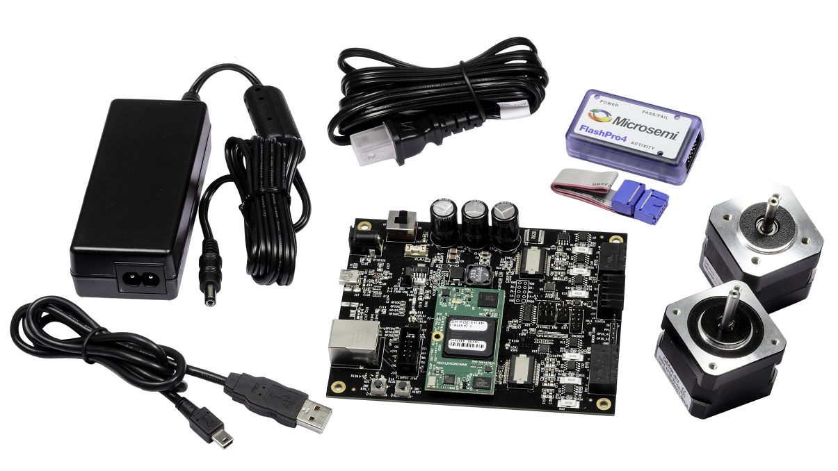 /Motor Control-SmartFusion2 Dual Axis Development Kit
