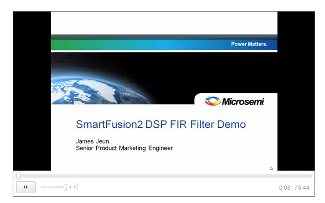 DSP | Microsemi