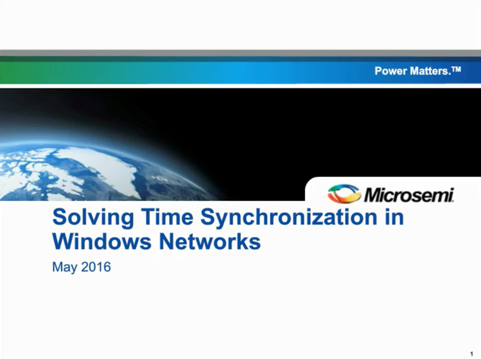 SyncServer S600 - NTP and PTP Network Time Server | Microsemi